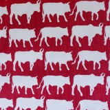 Transkei Cows Fabric