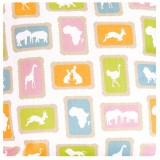 Zoo Koekie Fabric