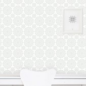 Vintage Doilies Wallpaper