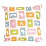 Zoo Biscuit Scatter cushion