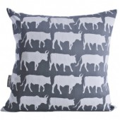Transkei Cows cushion cover